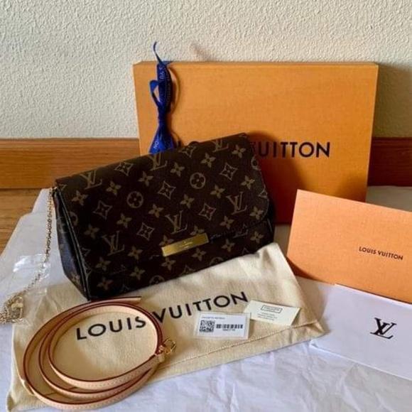 Louis Vuitton Handbags - Favorite mm
